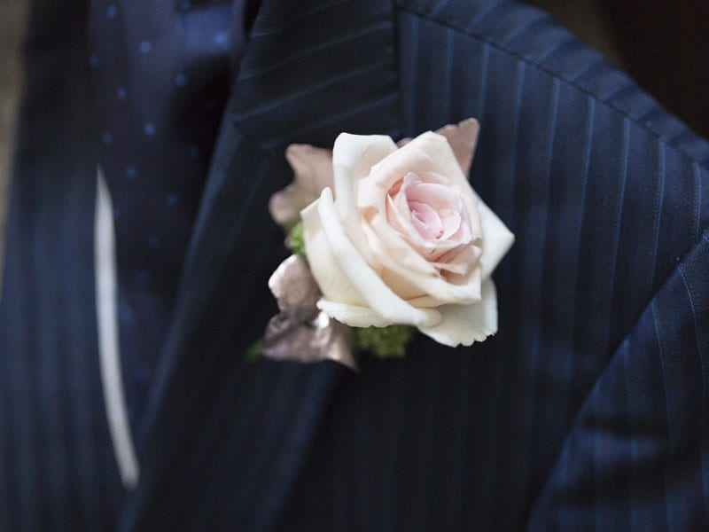 Buttonhole by Kim Chan Events