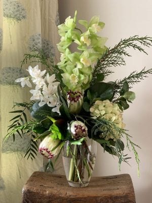Lovely Friday Flowers with Flair flower subscription