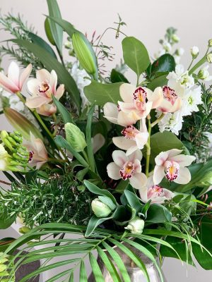 Naked bouquet - flowers for delivery Christchurch